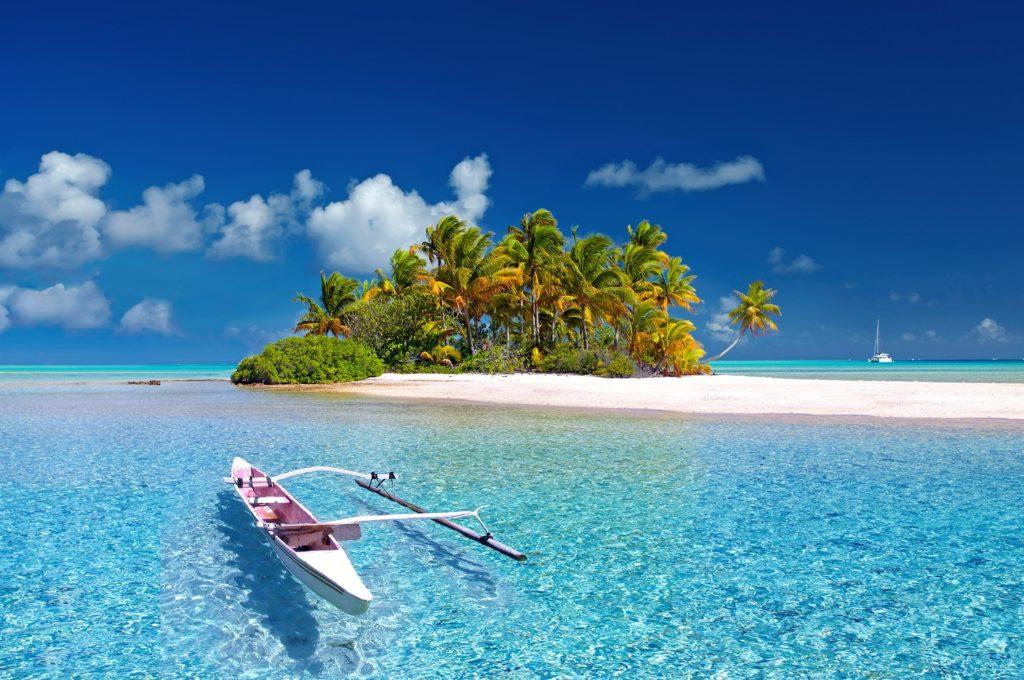 タヒチ 海